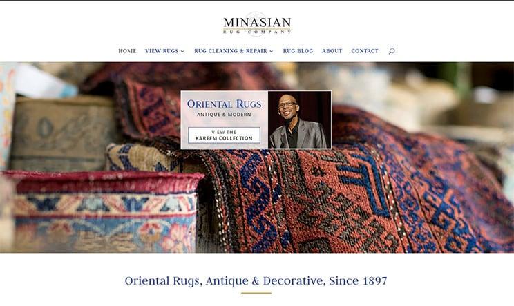 Oriental Rugs Rug Company Minasian