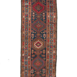 "Antique Afghan 3'0""×14'2"""
