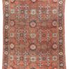 "Antique All-Over Design Persian Rug 9'6""×12'11"""