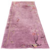 """Antique Art Deco Chinese Wide Runner 4'10""""×11'5"""""""
