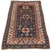 "Antique Azerbaijan Daghestan Prayer Tribal Rug 3'5""×6'0"""