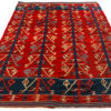 "Antique Bessarabian Kilim 6'3""×10'6"""