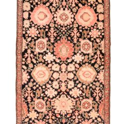 "Antique Caucasian Karabagh 3'11""×18'5"""