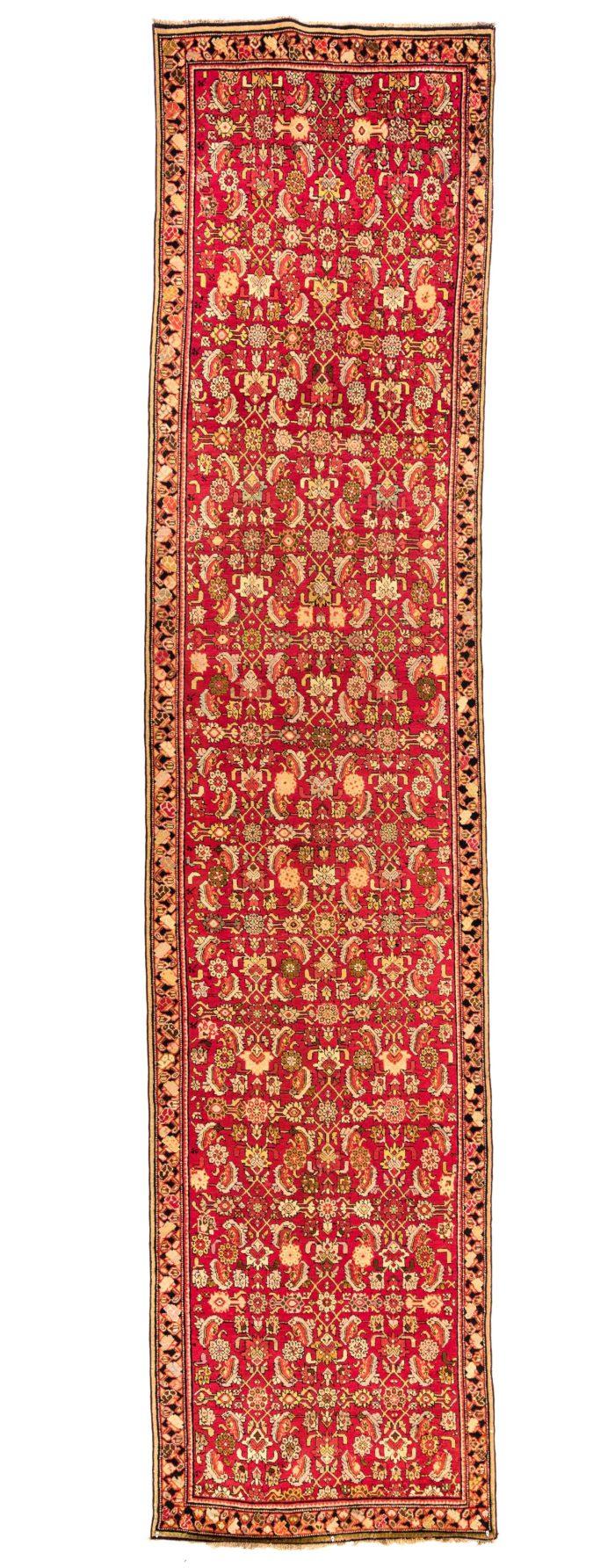 """Antique Caucasian Karabagh 3'6""""×15'5"""""""