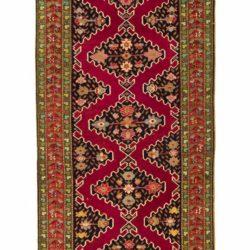 """Antique Caucasian Karabagh 3'3""""×20'5"""""""