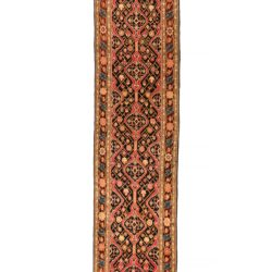 "Antique Caucasian Karabagh 3'7""×17'6"""