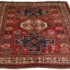 "Antique Caucasian Kazak 6'0""×7'3"""