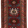 "Antique Caucasian Kazak 3'10""×7'8"""