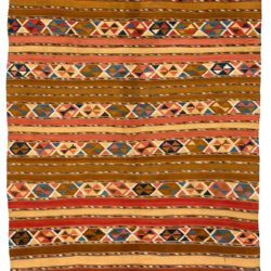 "Antique Caucasian Shirvan 6'0""×8'1"""