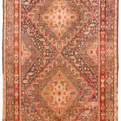 "Antique East Turkestan Khotan 7'0""×13'7"""
