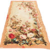 "Antique French Aubusson 4'4""×10'0"""