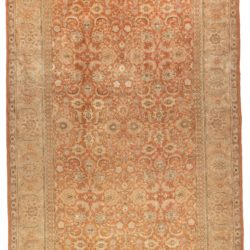 "Antique Indian Rom Tabriz 14'0""×23'4"""