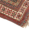 "Antique Kazak Caucasus Tribal Area Rug 3'0""×6'4"""