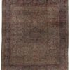 "Antique Kerman Rug 16'6""×19'3"""