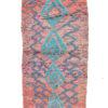 """Antique Moroccan Rug 4'0""""×9'6"""""""