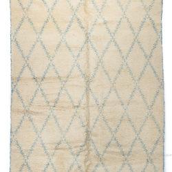 """Antique Moroccan Rug 9'3""""×11'9"""""""