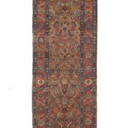 "Antique N.W. Persian Rug 3'0""×13'8"""