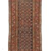 "Antique Northwest Persian Long Rug 3'6""×8'0"""