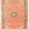 """Antique Oushak Rug 7'1""""×9'6"""""""