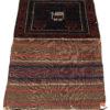 """Antique Perisan Belouchi Khorjin Saddlebag 2'0""""×4'2"""""""