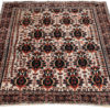 "Antique Persian Afshar 5'0""×6'3"""