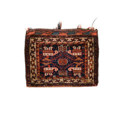 "Antique Persian Afshar Bag 1'8""×2'2"""