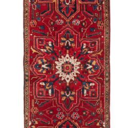 "Antique Persian Ahar 2'11""×10'10"""