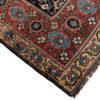 "Antique Persian Bakhtiari 7'1""×13'6"""