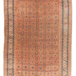 "Antique Persian Bakshaish 10'6""×19'6"""