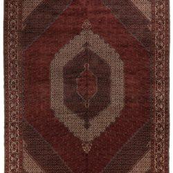 """Antique Persian Bidjar 13'5""""×19'8"""""""