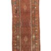 "Antique Persian Camel Hair Malayer 3'7""×16'8"""