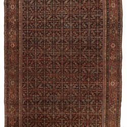 "Antique Persian Fereghan 8'9""×16'5"""