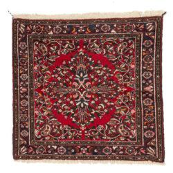 "Antique Persian Hamadan 3'3""×3'5"""