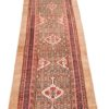 "Antique Persian Hamadan 3'2""×16'6"""