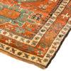"Antique Persian Karadja 3'10""×11'11"""