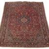 """Antique Persian Kashan 3'4""""×5'2"""""""