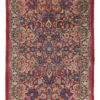 "Antique Persian Kerman 2'10""×4'10"""