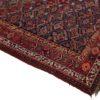 """Antique Persian Khamseh 5'7""""×10'2"""""""