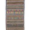 """Antique Persian Kilim 4'0""""×9'2"""""""