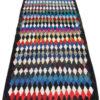 "Antique Persian Kilim Long Rug 4'6""×9'0"""