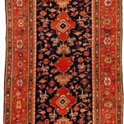 """Antique Persian Kurdish 6'8""""×10'0"""""""