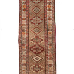 """Antique Persian Kurdish 3'6""""×12'0"""""""