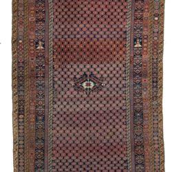 """Antique Persian Kurdish 6'0""""×11'2"""""""