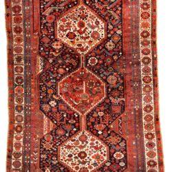 """Antique Persian Luri 4'8""""×8'0"""""""