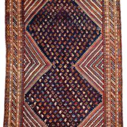 """Antique Persian Luri 5'2""""×8'3"""""""