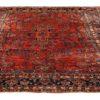 """Antique Persian Mahajeran Sarouk 8'6""""×12'1"""""""
