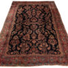 "Antique Persian Mahajeran Sarouk Rug 11'4""×17'5"""