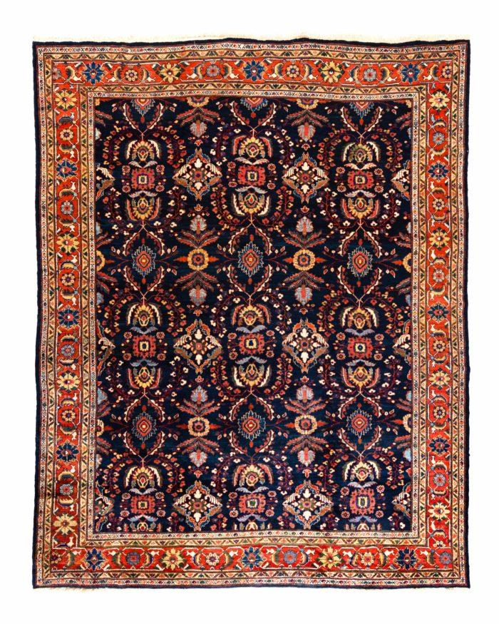 """Antique Persian Mahal 10'8""""×13'6"""""""