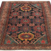 "Antique Persian Malayer Rug 4'2""×5'6"""