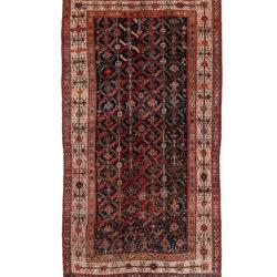 """Antique Persian Qashqa'i 5'2""""×9'4"""""""